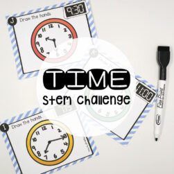Time STEM Challenges