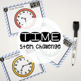 Time STEM Challenges