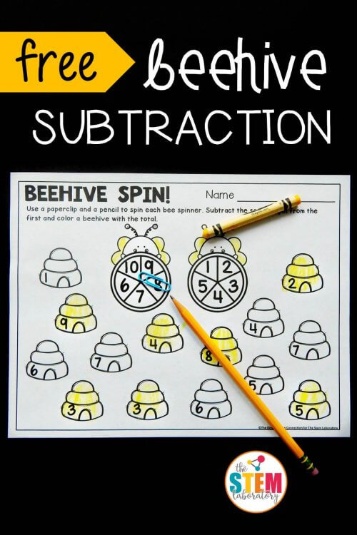 Beehive Spin and Subtract