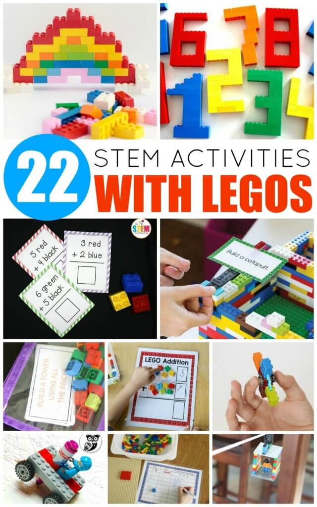 LEGO STEM Activities - The Stem Laboratory