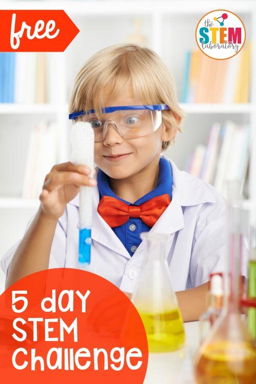 5-Day STEM Challenge