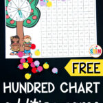 Hundred Chart Apple Addition