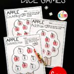 Apple Math Dice Games