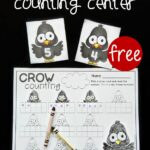 Crow Counting Math Game