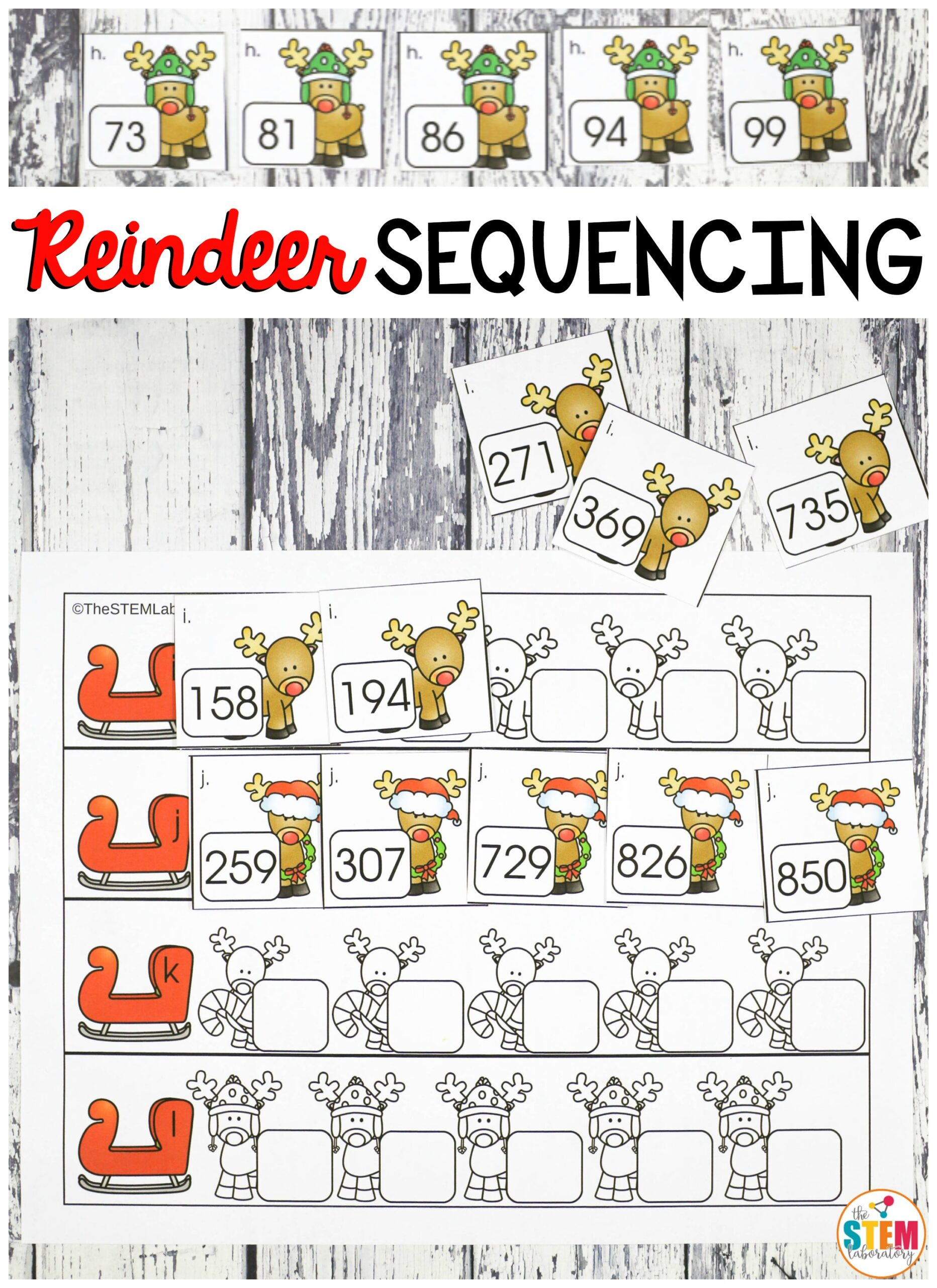 Reindeer Sequencing