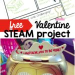 Valentine Box STEAM Challenge
