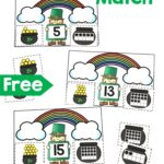 Leprechaun Count and Match