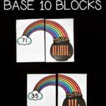 Base 10 Rainbow Puzzles