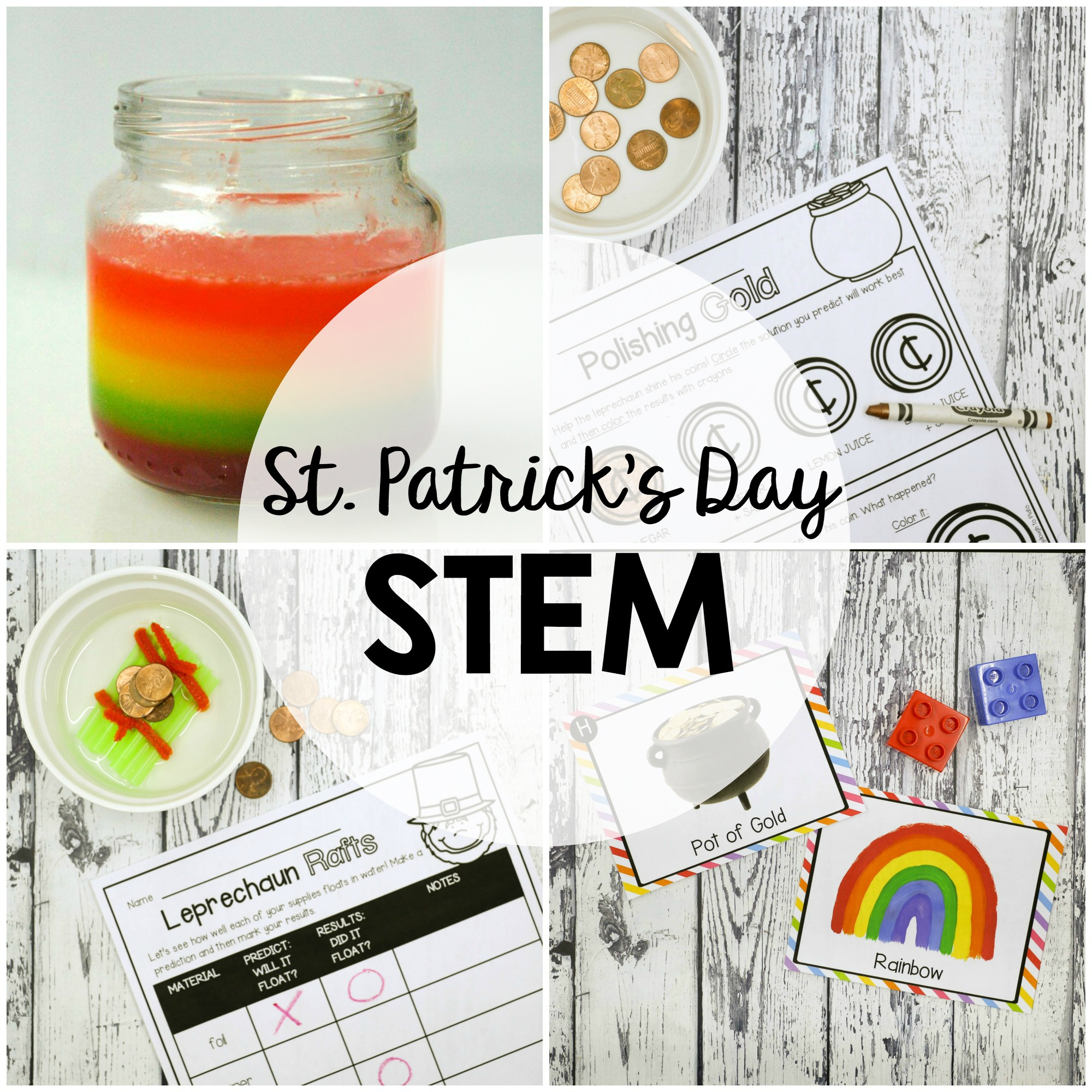 St Patrick S Day Stem The Stem Laboratory