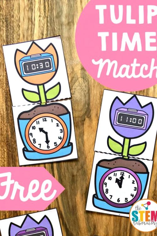 Tulip Time Match