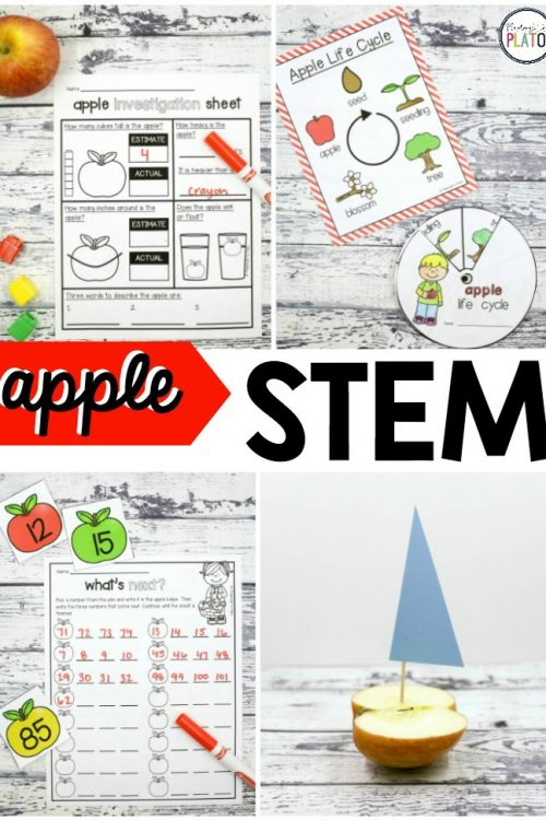Apple STEM Challenges