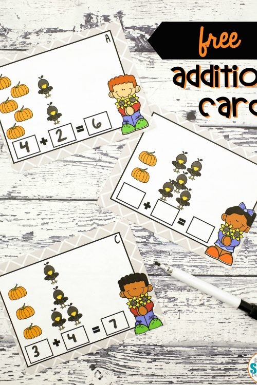 Pumpkin Patch Addition Cards