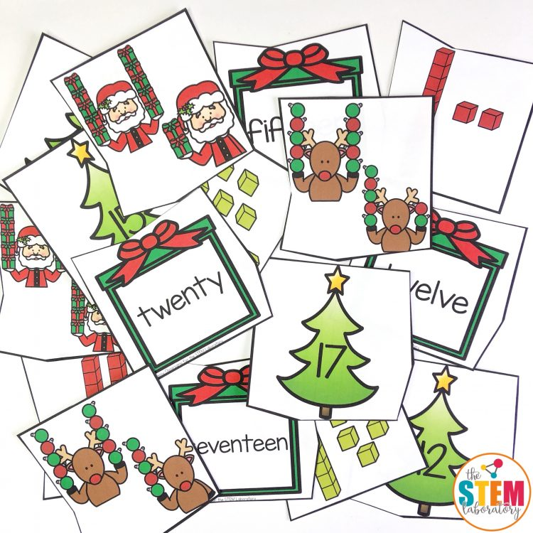 Christmas puzzle teen