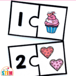 Sweet Treats Number Puzzles