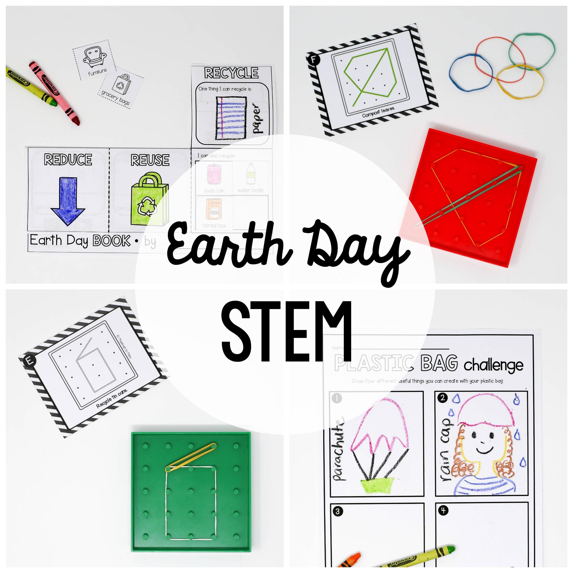 Earth Day Stem The Stem Laboratory
