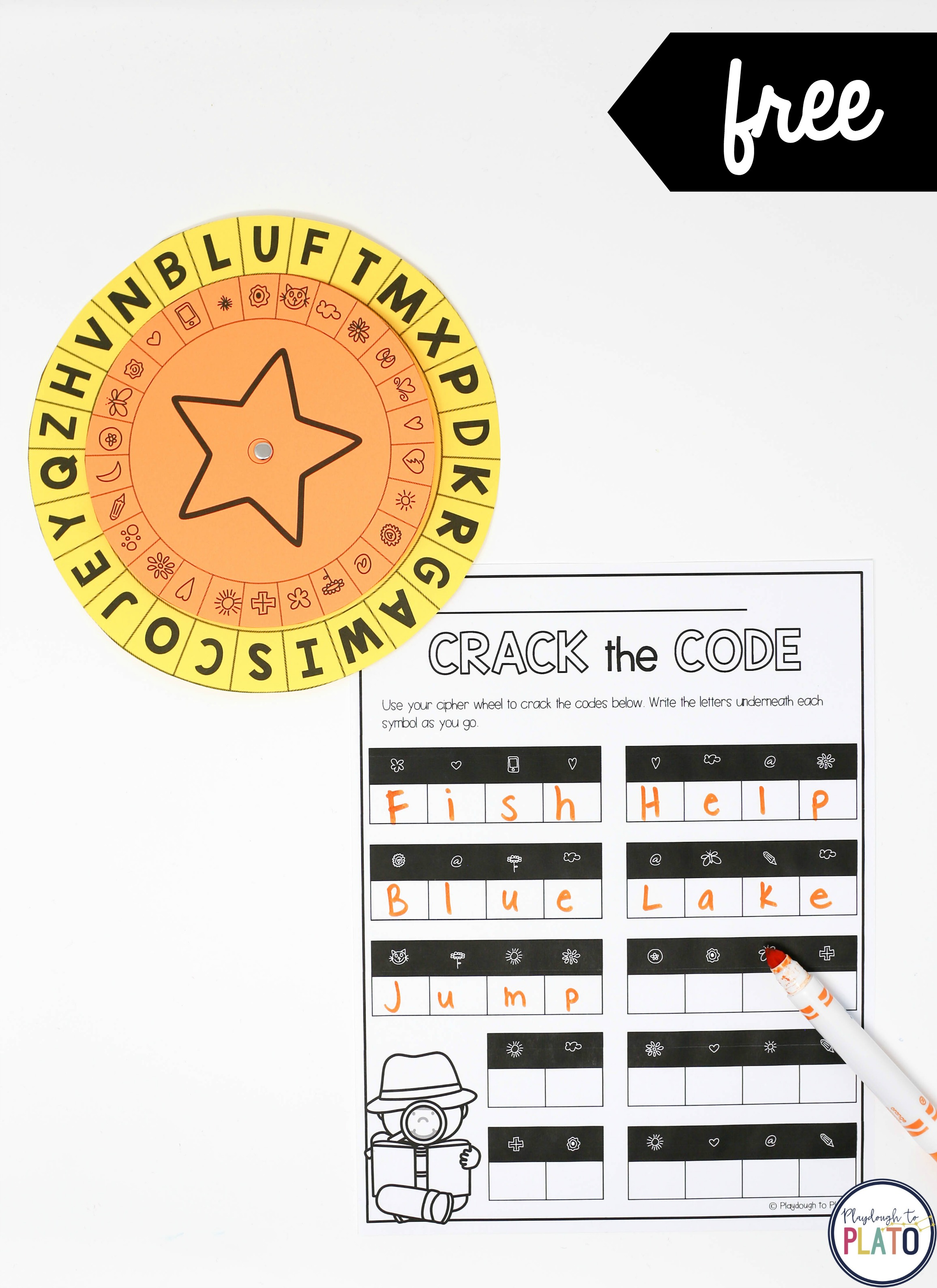 Crack the Code - The Stem Laboratory