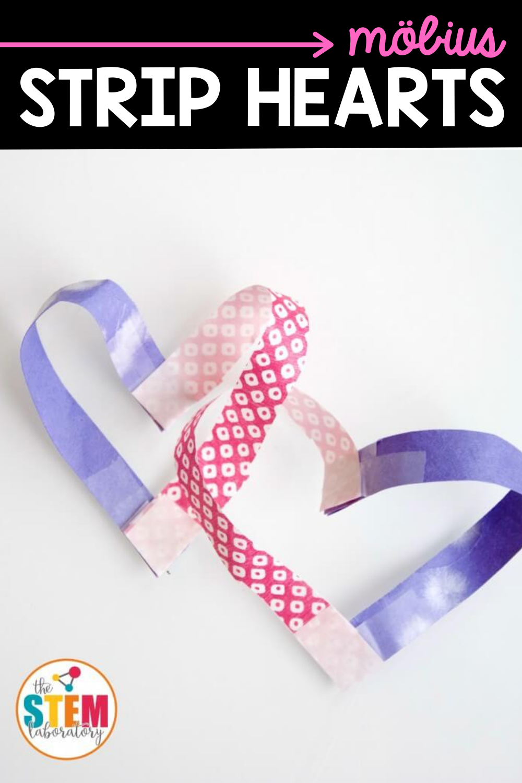Möbius Strip Hearts