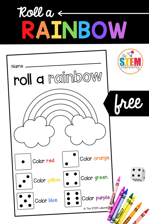 Roll a Rainbow