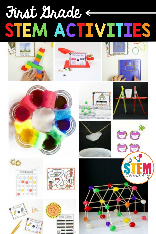 First Grade Stem Centers The Stem Laboratory