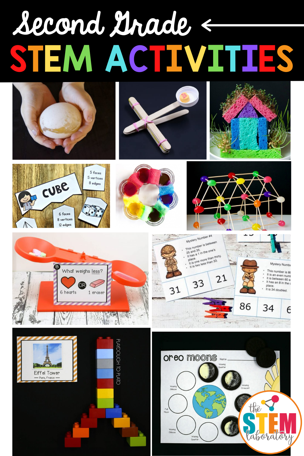 Second Grade STEM Activities