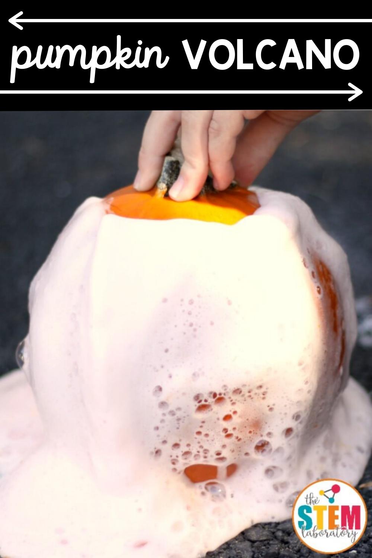 Pumpkin Volcano