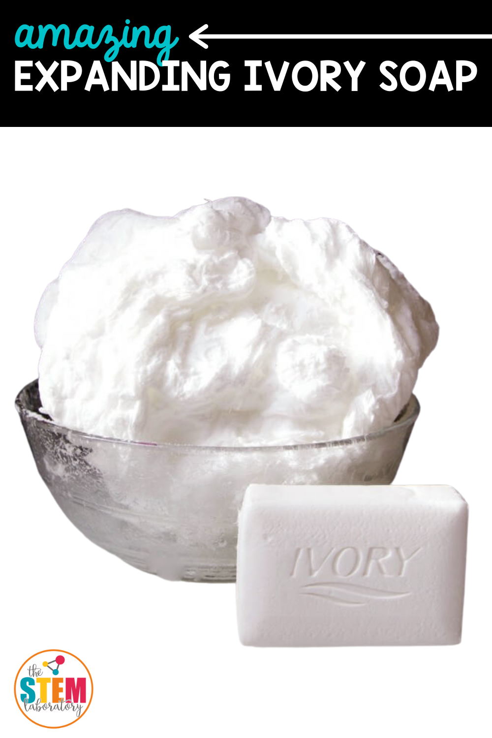 Expanding Ivory Soap Experiment