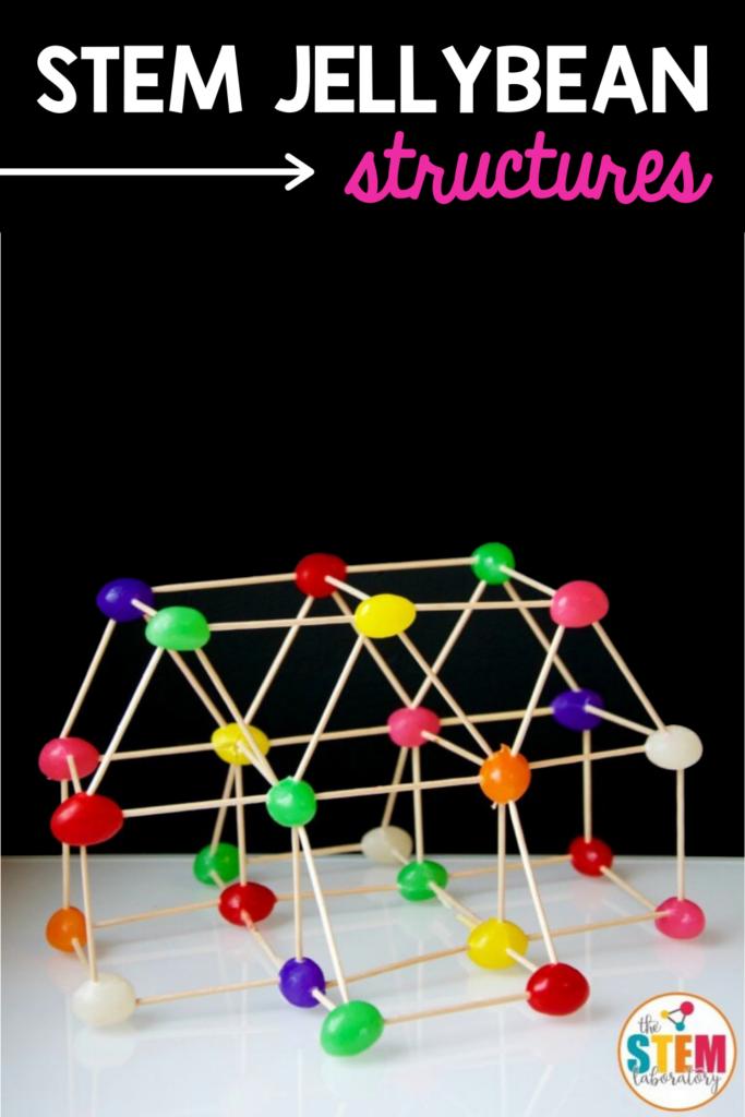 STEM Jellybean Structures (1)