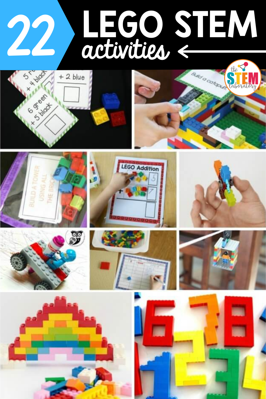 LEGO STEM Activities